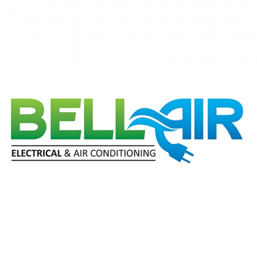 BELL AIR LOGO DESIGN